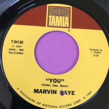 Marvin Gaye-You-Tamla E+