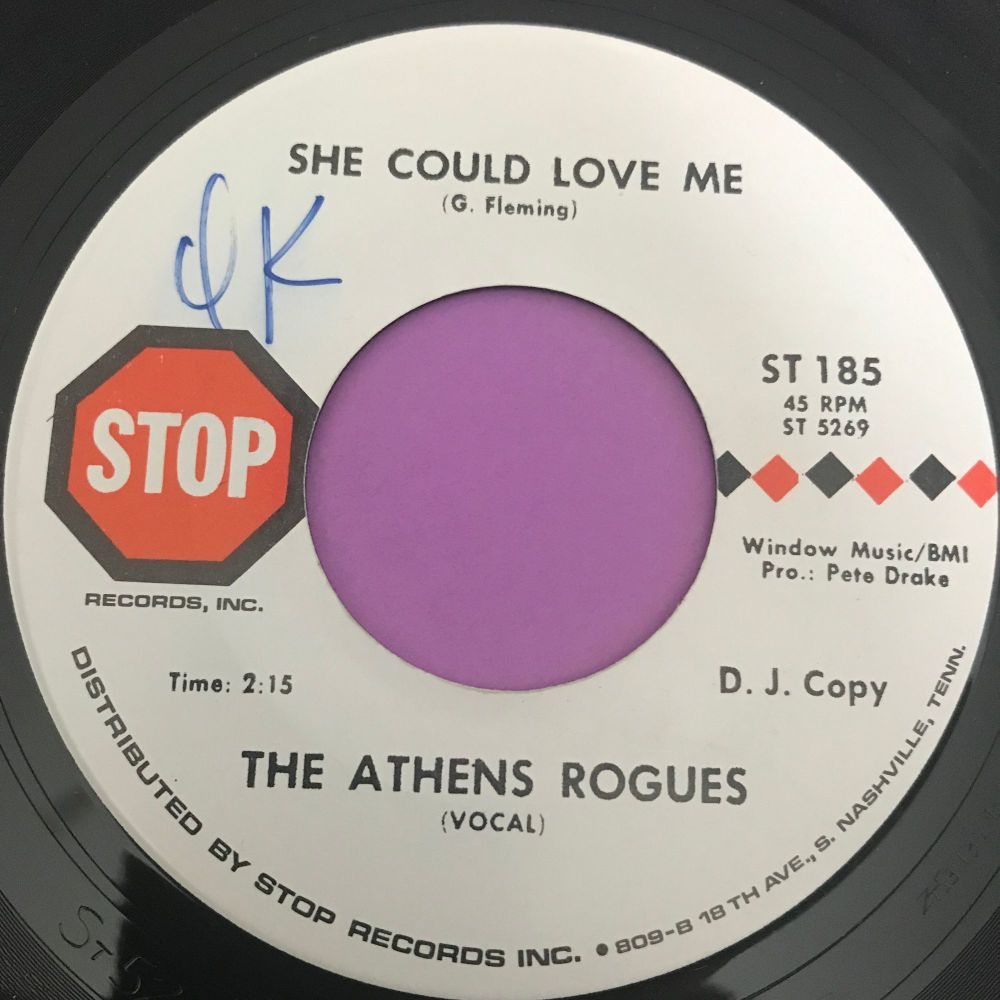 Athens Rogues-She could love me-Stop Demo wol E+