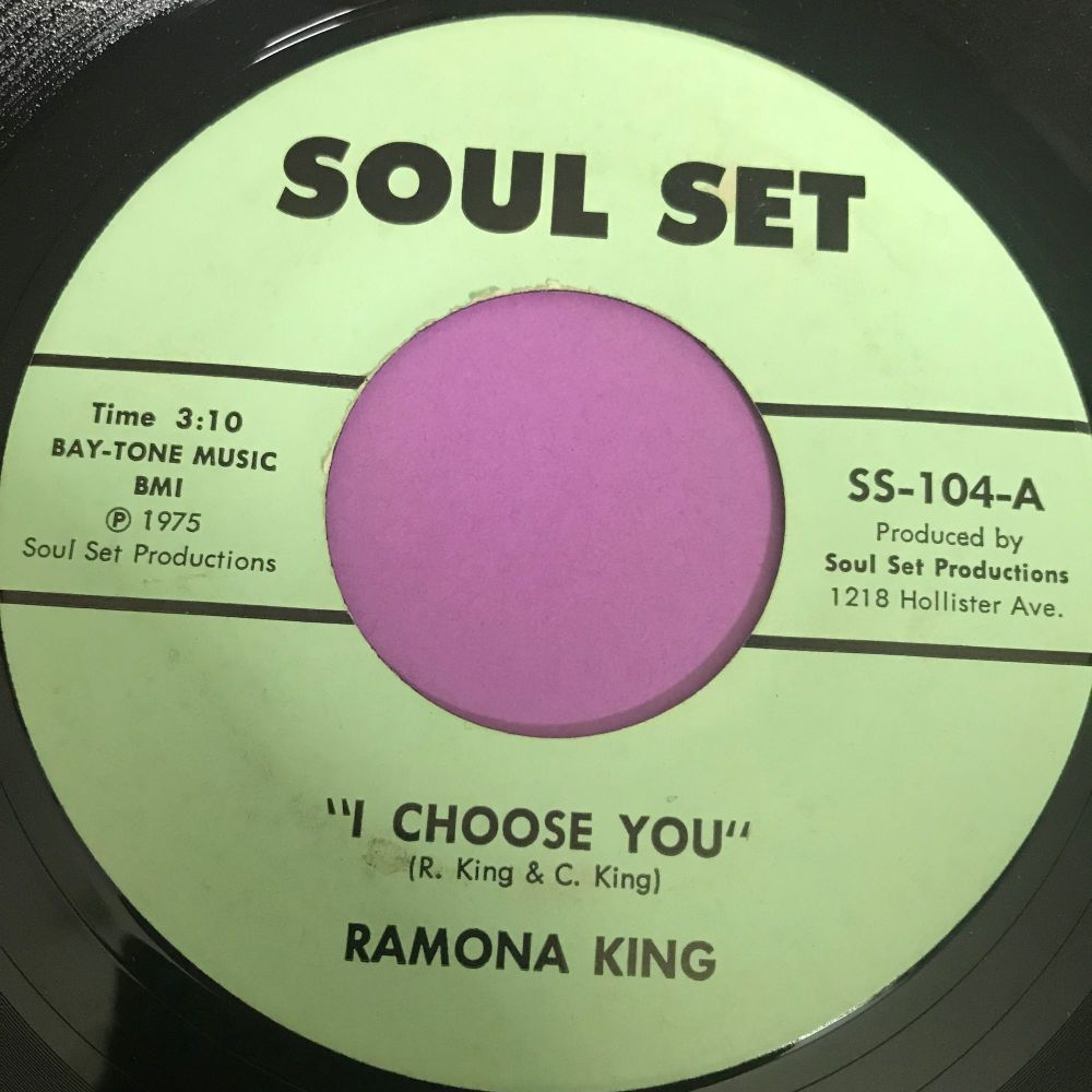 Ramona King-I choose you-Soul Set E-