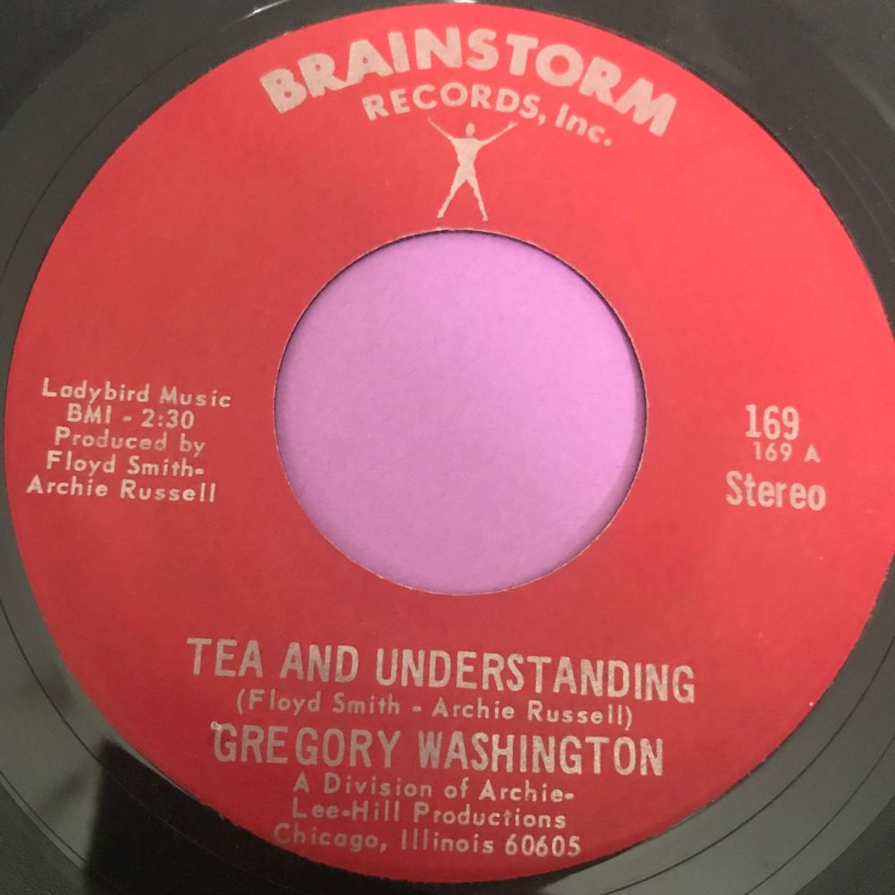 Gregory Washington-Tea and understanding-Brainstorm E+