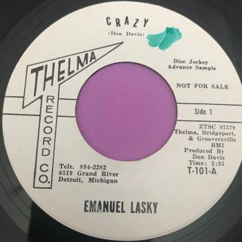 Emanual Laskey-Crazy-Thelma WD wol E+