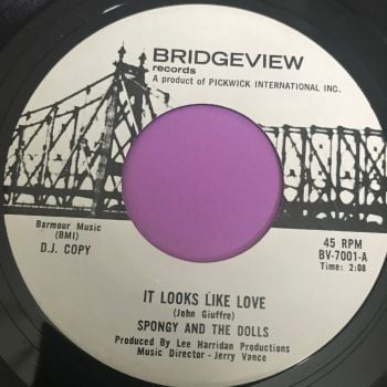 Spongy and the Dolls-It looks like love-Bridgeview E+