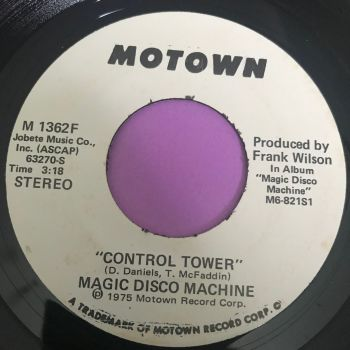 Magic Disco Machine-Comtrol tower-Motown WD E+