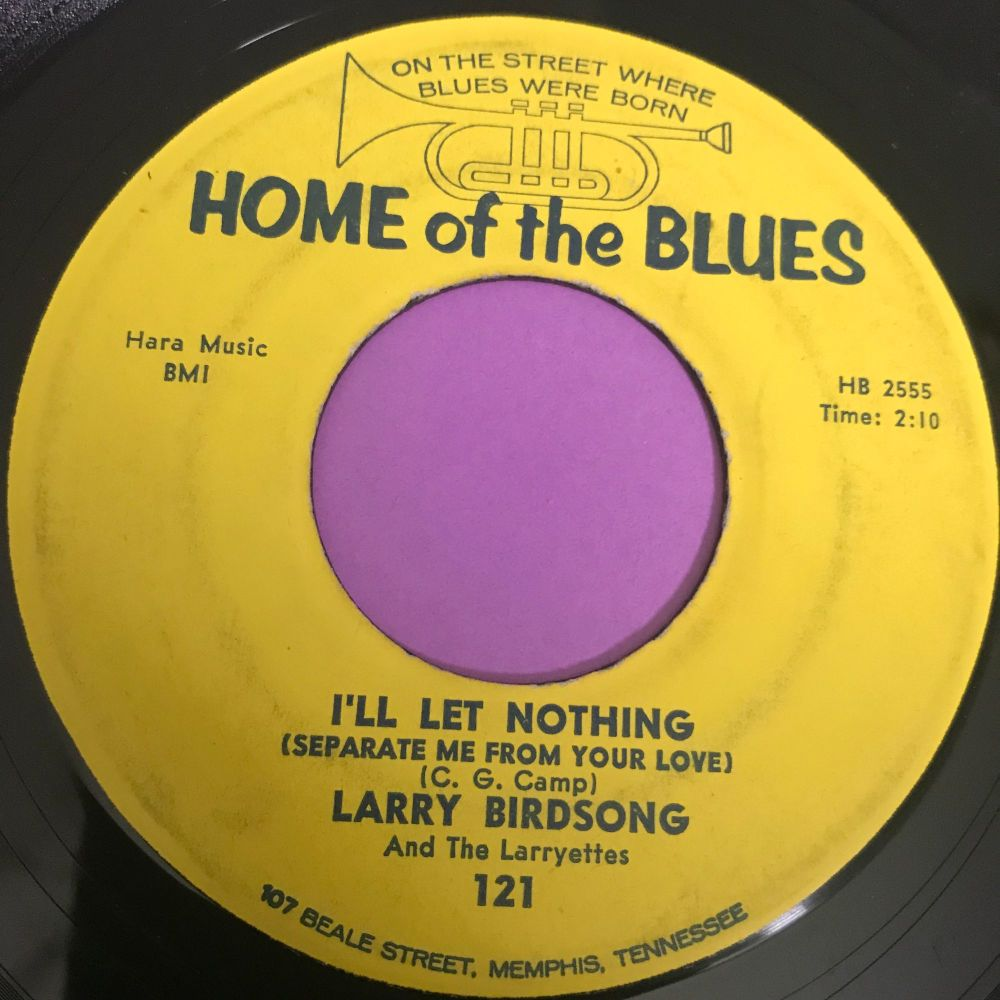 Larry Birdsong-I'll let nothing-Home of the blues vg+