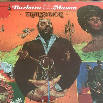 Barbara Mason-Transition-Buddah LP E+