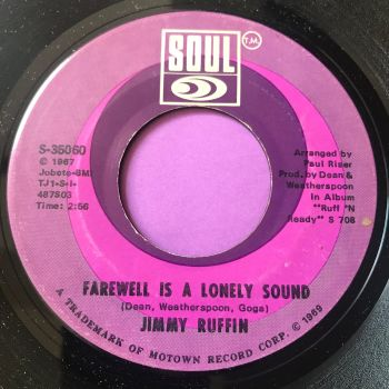 Jimmy Ruffin-Farewell is a lonely sound-Soul E+