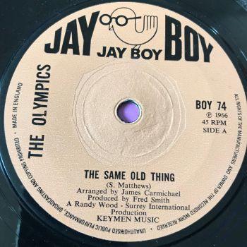 Olympics-The same old thing-UK Jayboy E