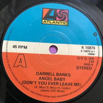 Darrell Banks-Angel baby-UK Atlantic 2nd press E+