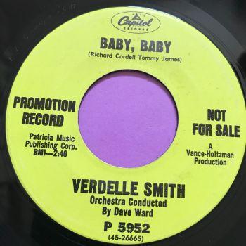 Verdelle Smith-Baby baby-Capitol Demo E+