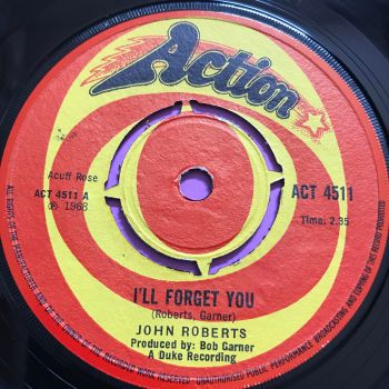 John Roberts-I'll forget you-UK Action E+