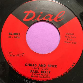 Paul Kelly-Chills and Fever-Dial wol E+