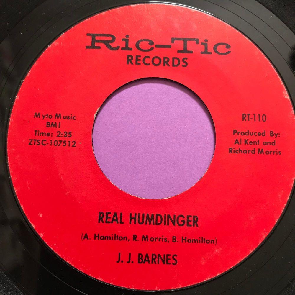 J.J Barnes-Real humdinger-Ric-Tic E+