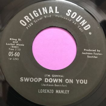 Lorenzo Manley-Swoop down on you-Original sound E+