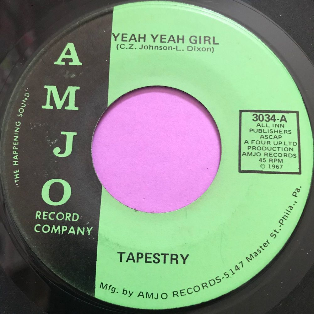 Tapestry-Yeah yeah girl-Amjo E+
