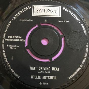 Willie Mitchell-That driving beat-UK London E