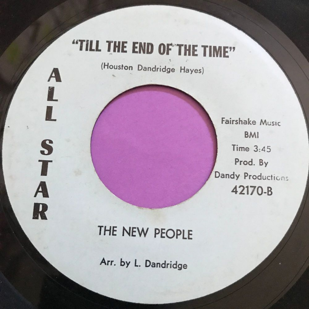 New People-Till the end of time-All Star E+