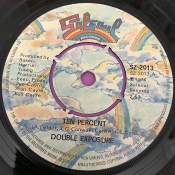 Double Exposure-Ten percent-UK Salsoul E