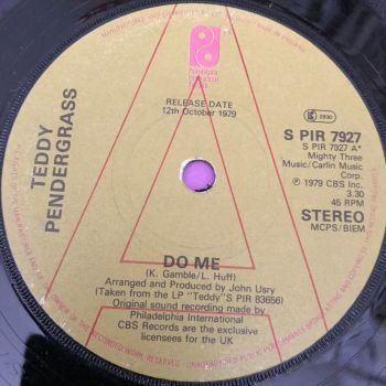 Teddy Pendergrass-Do me-PIR UK demo E+