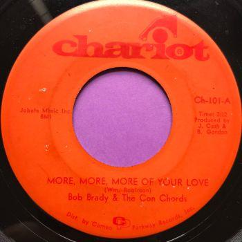 Bob Brady-More more more of your love-Chariot E+