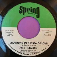 Joe Simon-Drowning in the sea of love-Spring E+
