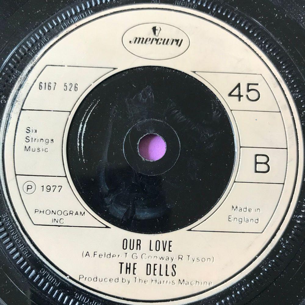 Dells-Our love-UK Mercury E+