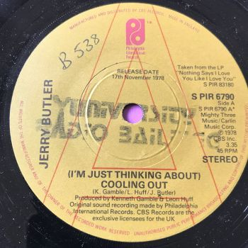 Jerry Butler-Cooling out-PIR  E+
