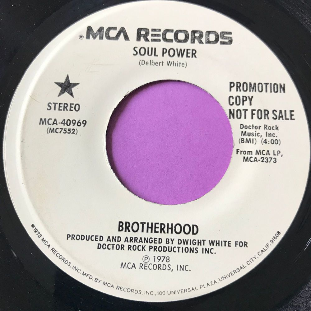 Brotherhood-Soul power-MCA WD E+