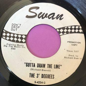 3 Degrees-Gotta draw the line-Swan WD E+
