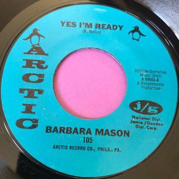 Barbara Mason-Yes I'm ready-Arctic E+
