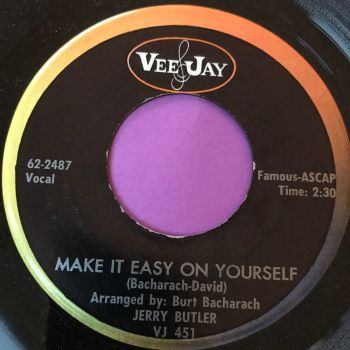 Jerry Butler-Make it easy on yourself-VeeJay M-