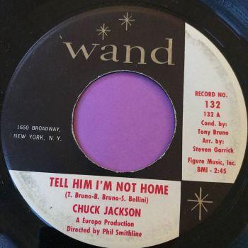 Chuck Jackson-Tell him I'm not home-Wand E+