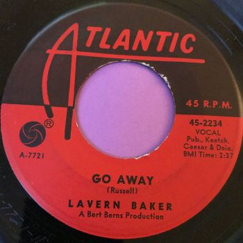 Lavern Baker-Go away-Atlantic E+
