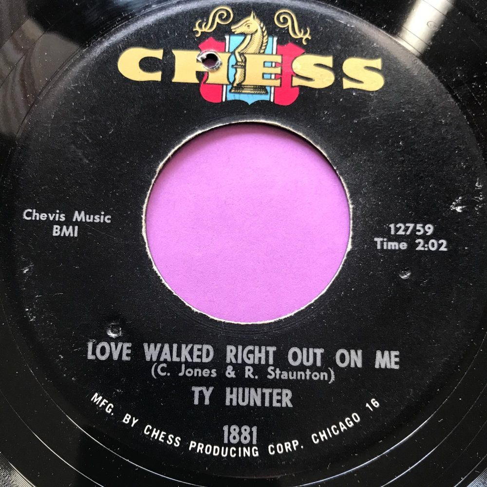 Ty Hunter-Love walked right out on me-Chess E+
