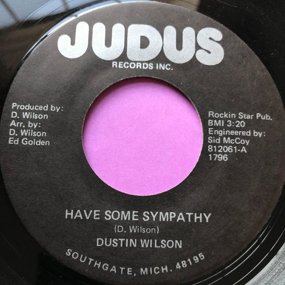 Dustin Wilson-Have some sympathy-Judus E+