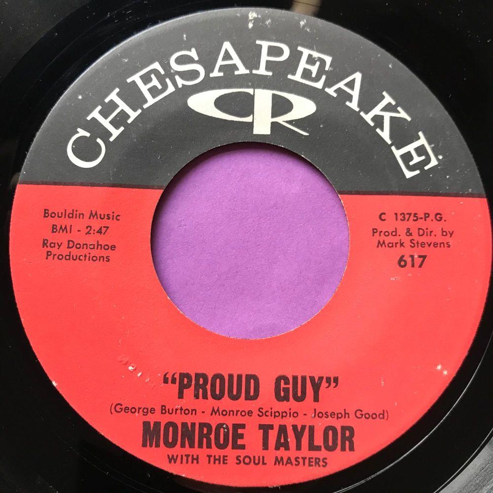 Monroe Taylor-Proud guy-Chesapeake E