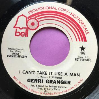 Gerri Granger-I can't take it like a man-Bell Demo E+