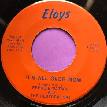 Freddie Watson-It's all over-Eloys E+