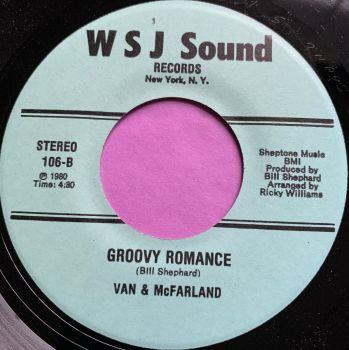 Van & McFarland-Groovy Romance-WSJ Sound M-