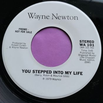 Wayne Newton-You stepped into my life-Aries 2 M-