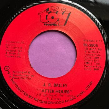 J.R Bailey-Love, Love, Love-Toy M-