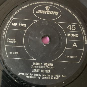 Jerry Butler-Moody woman-Mercury UK E