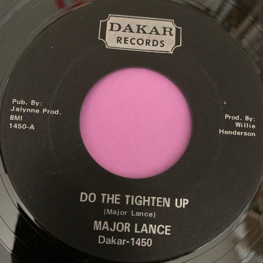 Major Lance-Do the tighten up-Dakar E+