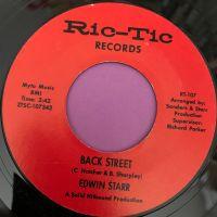 Edwin Starr-Back Street-Ric-Tic E+