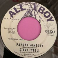 Steve Tyrell-Payday Someday-All Boy E