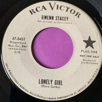 Gwen Stacey-Lonely girl-RCA WD E+