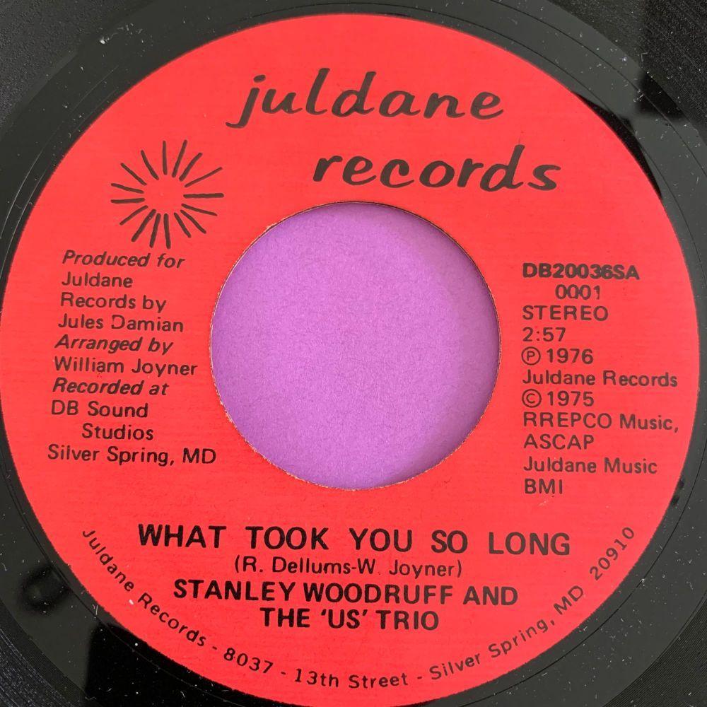 Stanley Woodruff-What took you so long-Juldane E+