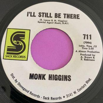 Monk Higgins-I'll still be there-Sack E+