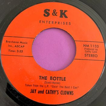 Jay and Cathy's Clowns-The bottle-S&R E+