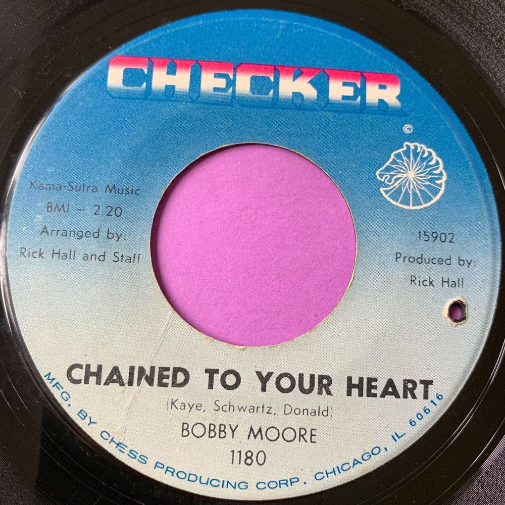 Bobby Moore-Chained to your heart-Checker E+