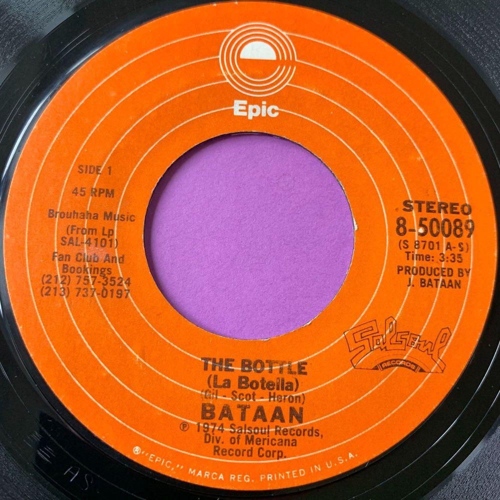 Bataan-The bottle-Epic E+
